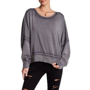 Free People | Back It Up Dolman Pullover